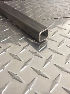 1 X 1 X 11 Gauge 120 304 Stainless Steel Square Tubing X 48 Long