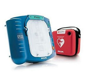 Philips Heartstart Onsite Aed M5066a With Slim Carry Case