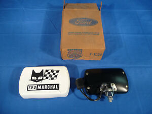 Nos Ford 1979 Mustang Sev Marchal Fog Light Cover Housing Ct23