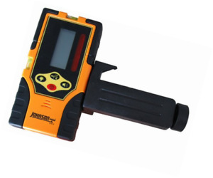 Johnson Level And Tool 40 6715 Two sided Laser Detector With Clamp