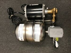 Mccann s Water Booster Pump