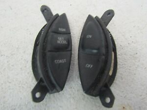 95 01 Ford Explorer Cruise Control Switches