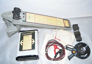 Radiodetection Cable Pipe Locator Set Pxl2 bd1 Transmitter Rd400lctx Rd400