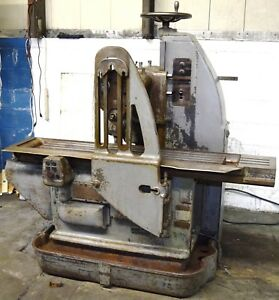 Brown Sharpe 12 Horizontal Production Mill