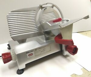 Berkel Model 823e Slicer 9 1 4 Hp needs Blade Light Commercial Meat Cheese