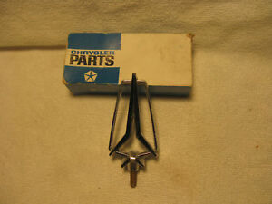 Nos Mopar 1965 Plymouth Hood Ornament