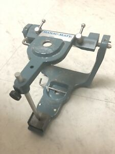 Used Hanau Model 165 Dental Articulator