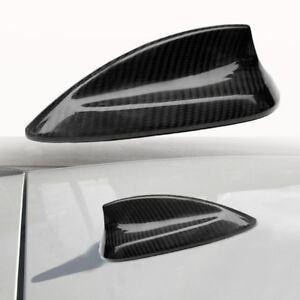 For Bmw 1 4 Series F22 F30 F32 Real Carbon Fiber Auto Roof Antenna Shark Fin