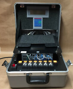 Allen bradley Plc 1747 demo 7 Slc 500 Training Kit 1747 pt1 Programmer 1747 c10