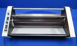 Hunt Seal Products Multiseal 252 25inches Laminator Laminating Machine