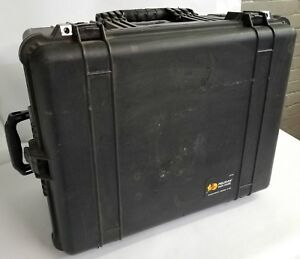 Wasp Barcode Printer W 2x Wws550 Scanners W Pelican Case Kit Warranty