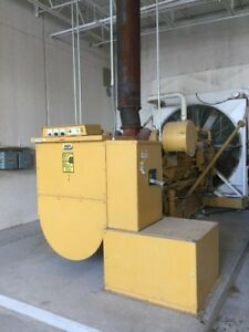 Caterpillar 3516 2000kw Diesel Generator Sets 2 Available