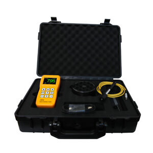 Yushi Lm500 Portable Leeb Hardness Tester Meter Hl hb hrb hrc With D Type Probe