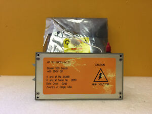 Agilent Hp G1099 80018 Bipolar Hed Power Supply For 5973 Chromatography New