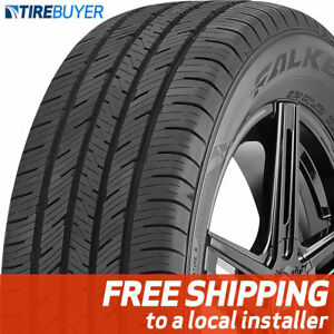 2 New 215 60r16 95v Falken Sincera Sn250 As 215 60 16 Tires