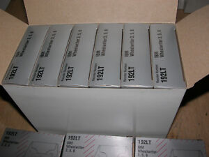 Lot Of 9 Pcs Nu kote 192lt Lift off Tape For Ibm Wheelwriter 3 5 6