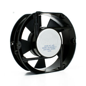New Industrial Ac Axial Blower Air Fan Cooling Flow Cfm Fan Exhaust Ventilator