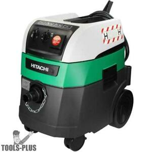 Hitachi Rp350ydh 9 2 Gallon Commercial Hepa Vacuum New
