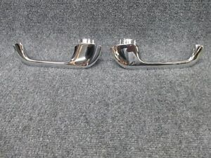 1959 Ford Edsel Exterior Door Handles fresh Chrome Fast Shipping