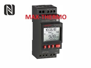 Muller Digital Weekly Timer Switches 230 Volt M ller Sc 18 10