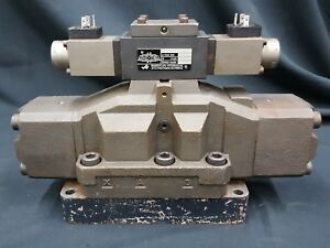 Proportional Pilot Operated Hydraulic Valve By Wandfluh Hydraulik