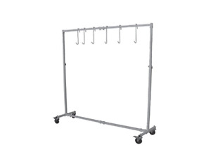 Automotive Spray Painting Rack Stand Hvlp Auto Body Shop Paint Booth Hood Parts
