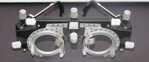 Trial Frame Fully Adjustable Rotating For Trial Lens Set Optometry Equipment