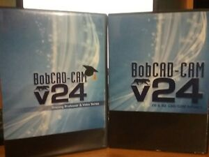 Bobcad Cam V24 2d 3d Cad cam Software And Training Professor