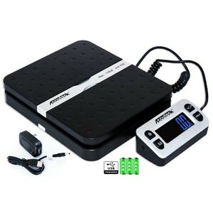 Digital Postal Scale Shipping Electronic Weight Home Commercial Best Pro Black