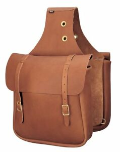 Weaver Leather Chap Leather Saddle Bag