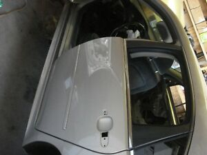 2012 Chevrolet Impala Rear Left Side Door Shell Only Oem Silver