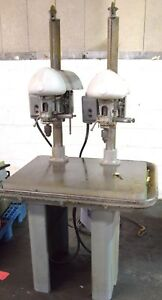 Delta 15hp 2 Head Drill Press
