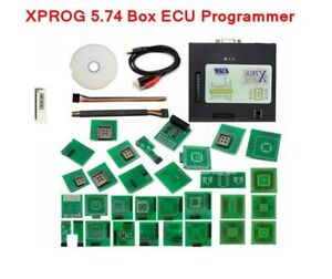 2018 Latest Version Xprog m V5 74 Ecu Car Tune Programmer X prog W Usb Dongle