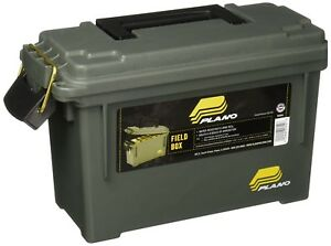 Plano Ammo Can Field Box Ammunition Case Plastic Non Metal Water Resistant 1312