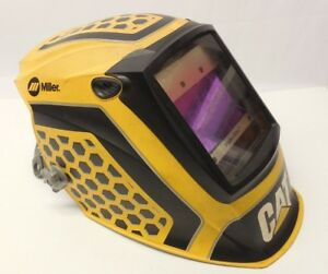 Miller Cat Edition 1 Digital Elite Welding Helmet