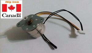 Stepper Motor Nmb 2 phase 4 wire Strong And Compact
