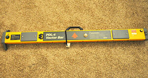 Radiodetection Pdl 4 Cable Pipe Utility Locator Vector Bar Pdl 4