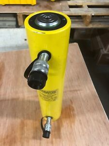 Used 30 Tons 12 Stroke Double Acting Hydraulic Cylinder 10000psi Jack Yg 30300s