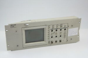 Tektronix Tds210 2ch Digital Real Time Oscilloscope 60mhz W rm200 Rackmount