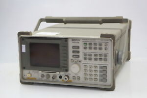 Agilent Hp 8593e 9 Khz To 22 Ghz Spectrum Analyzer Opt 026 041 6