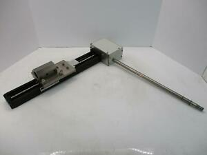 Thk Lm Guide Actuator Kr W Drive Shaft