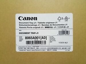 Canon J1 Document Tray For Canon Imagerunner 2535 4960999181493