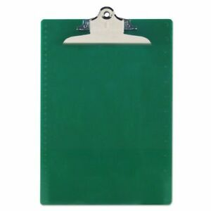 Wholesale Case Of 25 Saunders Recycled Plastic Clipboards antibacterial