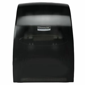 Sanitouch Hard Roll Paper Towel Dispenser 09990 Hands free Pull Dispensing