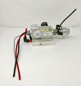 Asclepion Mediostar Laser Head Fiber And Focus Assembly Parts Sold As Is