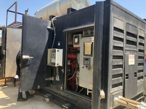 Waukesha F18gsid 300kw Natural Gas Generator Set