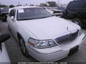 Wiper Transmission Fits 03 04 Lincoln Town Car 484095