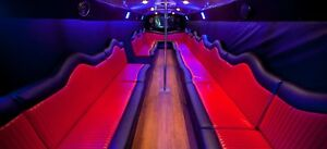 Party Bus Business For Sale In Florida Turn Key includes 2 Buses Staff Etc