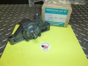 1972 To 1982 Ford Courier 1 8l 2 0l4cyl Mazda Eng Rebuilt Oil Pump 0453 14 100