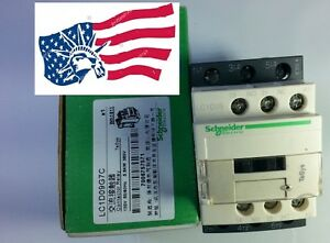 Lc1d09g7c Schneider Contactor With Coil 120vac 50 60hz